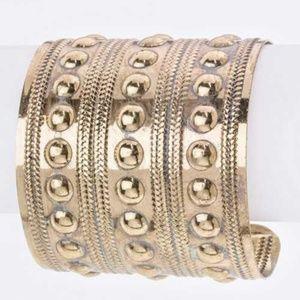 Jewelry - metal bracelet cuff